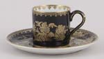 Coffee Can and Saucer c1930