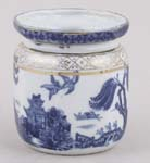 Jam or Preserve Pot c1920s