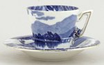 Coffee Cup and Saucer c1930s