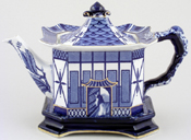 Teapot with Stand c1930s
