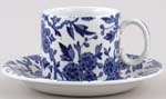Cup and Saucer c1980s