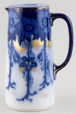 Burgess and Leigh Briar Jug or Pitcher c1910