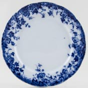 Burgess and Leigh Vermont Plate c1890s