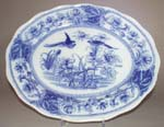 Meat Dish or Platter c1875