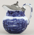 Jug or Pitcher Hot Water c1930s