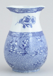 Cauldon Unidentified Pattern Vase c1900