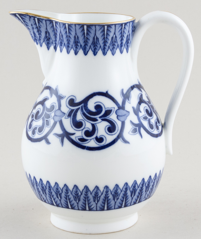 Cauldon Celtic Jug or Pitcher c1920s