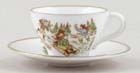 Miniature Cup and Saucer c1979