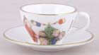 Miniature Cup and Saucer c1981