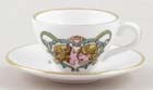 Miniature Cup and Saucer c1980s