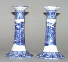 Candlesticks Pair c1930s
