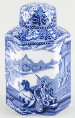 Tea Canister c1930s