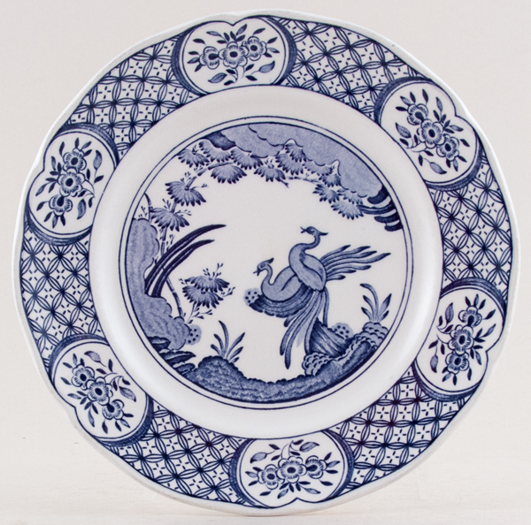 Furnivals Old Chelsea Plate