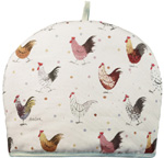 Queens Alex Clark Rooster colour Tea Cosy
