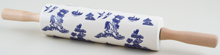 Churchill Blue Willow Rolling Pin