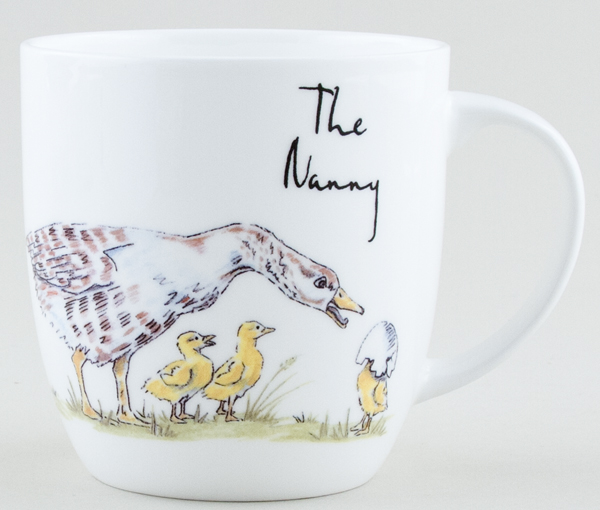 Queens Country Pursuits Mug The Nanny