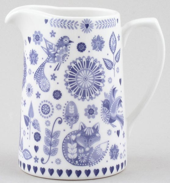 Queens Penzance Jug or Pitcher Tankard small