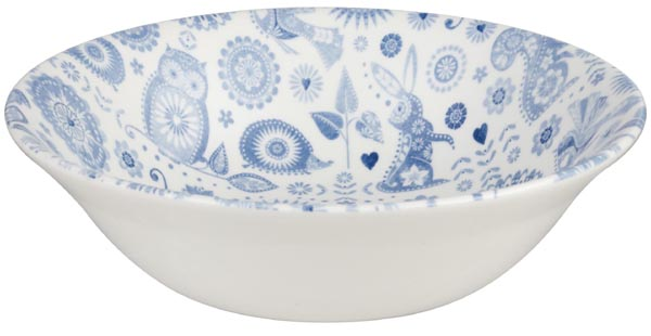 Queens Penzance Cereal or Dessert Bowl