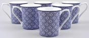 Mugs set of 6 Stucco