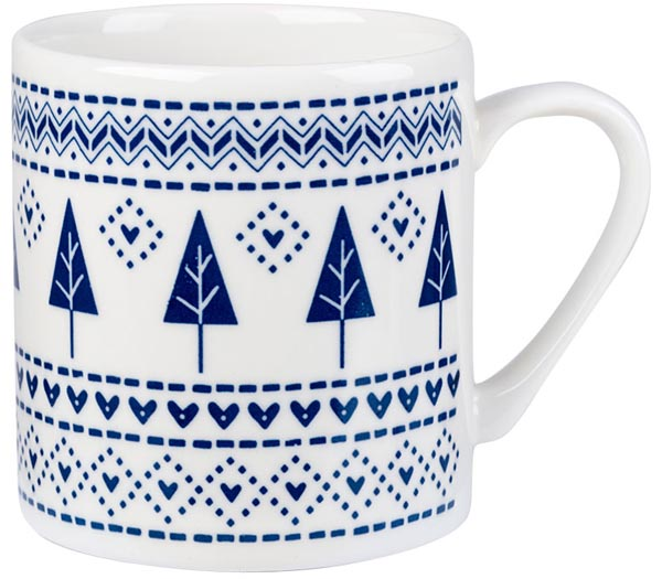 Queens Sieni Mug Scandi Firie