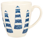 Queens Sieni Mug Lighthouses