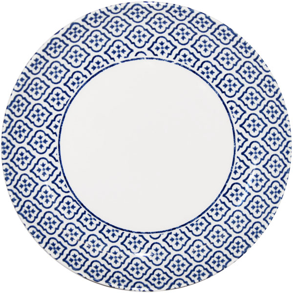 Queens Sieni Tuscany Dinner Plate