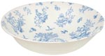 Queens Toile de Jardin Fruit or Salad Bowl