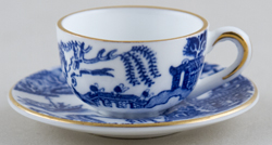 Miniature Cup and Saucer c1960-1980