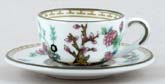 Miniature Cup and Saucer c1970s