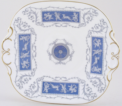 Coalport Revelry Bread and Butter Plate