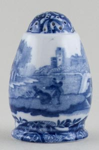 Spode Italian Pepper Pot or Shaker c1930s