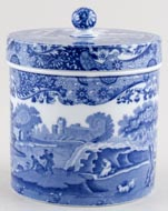 Biscuit Jar c1920s