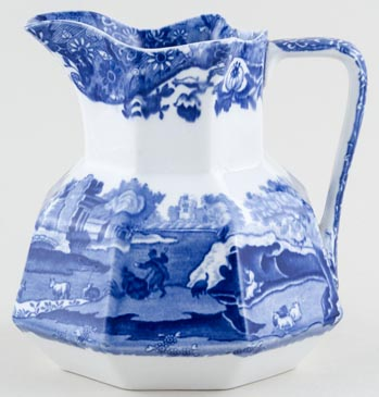 Jug or Pitcher Oriental c1920s