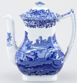Spode Italian Coffee Pot c1950s