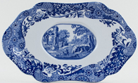 Spode Italian Sauce Boat Stand c1970s