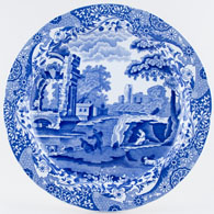 Spode Italian Charger c1926