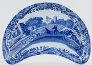 Spode Italian Crescent Side Dish large c1954