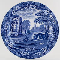 Spode Italian Charger c1934