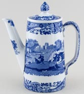 Spode Italian Coffee Pot c1950