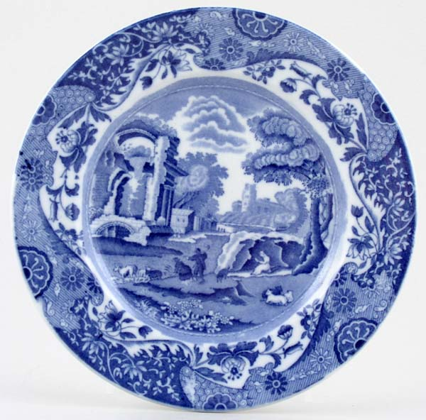 Spode Italian Plate c1920s to 1940