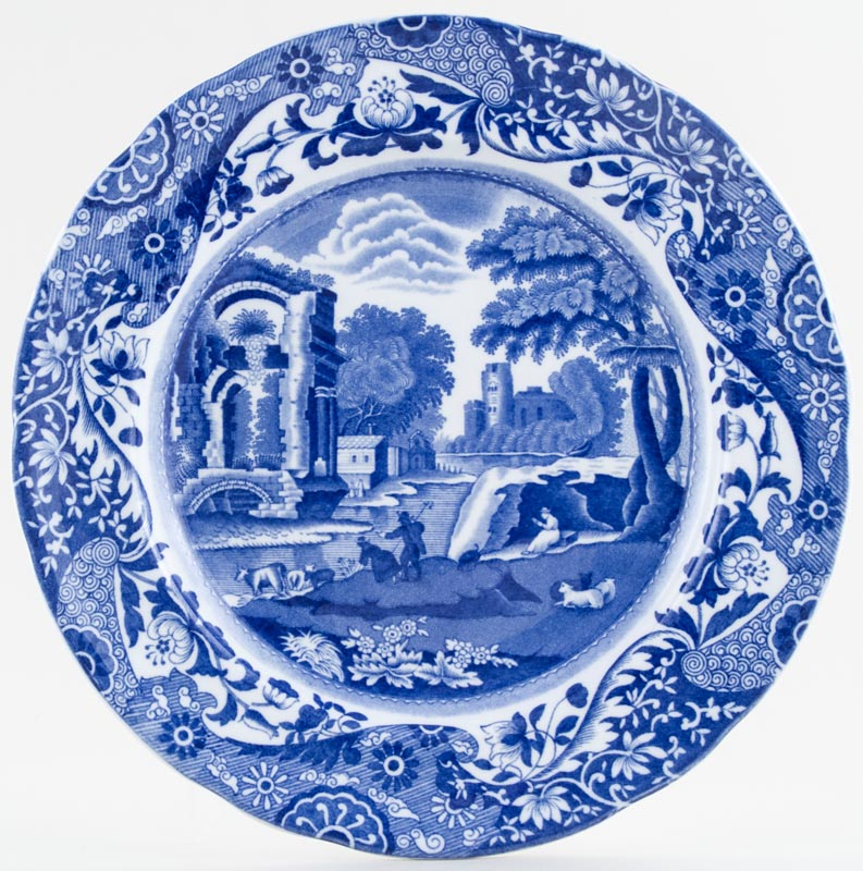 Spode Italian Plate c1930s to 50s