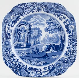 Spode Italian Bread and Butter Plate c1930s