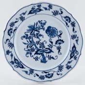 Japan Blue Danube Salad or Dessert Plate c1980s & c1990s