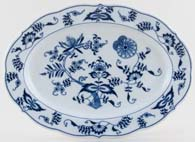 Japan Blue Danube Meat Dish or Platter c1980s & 1990s