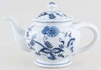 Japan Blue Danube Teapot c1980s & 1990s