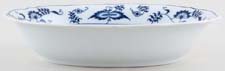 Japan Blue Danube Vegetable Dish c1980s & 1990s
