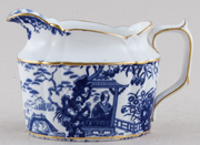 Royal Crown Derby Mikado Creamer or Jug c1930s