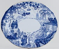 Meat Dish or Platter small c1939