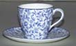 Coffee Cup and Saucer c1927
