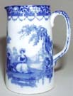 Jug or Pitcher Tankard c1900s